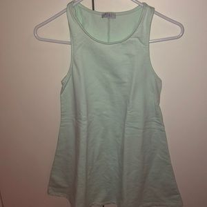 Mint green Tobi dress